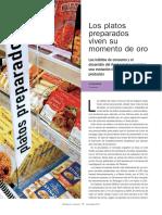 Empresas de Alimentación Con Atención Específica Al Consumo Fuera Del Hogar