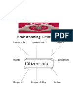 Citizenship Vocabulary