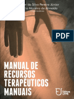 Manual de Recursos Terapêuticos Manuais