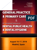24th International Conference on Dental Public Health & Dental Hygiene