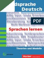 Fremdsprache Deutsch Skripta 1