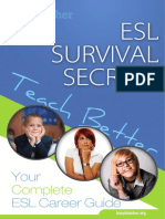 Esl survival secrets