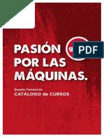 Dossier Formacion Catalogo de Cursos GAM