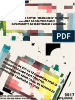 Tesis Javier Gonzalez Bteancourt 5to Arquitectura Criterios de Uso de Tecnologías Para La Reconstrucción Post-Desastre. Comparación Entre Casos de Estudio de Pedernales y Santiago de Cuba
