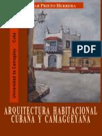 Arquitectura Habitacional Cubana y Camagueyana - Copia