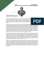 ARISTÓTELES Y PLATON