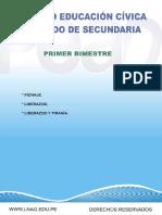 Temario Civica 2Sec