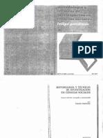 Pardinas,Felipe Metodologia y Tecnicas de Investigacion en Ciencias Sociales