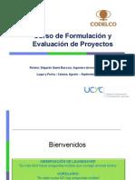 (Microsoft Power Point - Curso Formulaci_363n y Evaluaci_363n de Proyectos Codelco UCyC Pptx