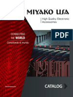 Miyako Catalog Web