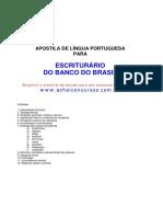 Apostila Português BB.pdf