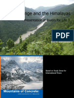 Climate Change and the Himalayas