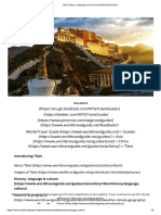 Tibet Culture