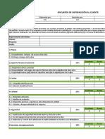 COM-For-001 Encuesta de Satisfacción Al Cliente