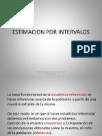 Estima Por Intervalos (1)