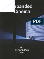 """Rees, White, Ball and Curtis (Eds.)""""Expanded Cinema. Art, Performance, Film"""""""