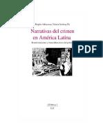 Adriaensen Brigitte Y Grinberg Pla Valeria - Narrativas Del Crimen en America Latina