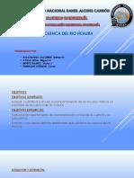 Deapositivas Cuenca Huaura