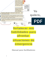Manual Para Facilitadores Plan de Emergencia OAXACA 13