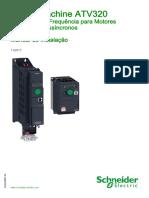 ATV320 Installation Manual PT NVE41289PT 03