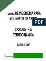 Secado Del Arroz Ingenieria