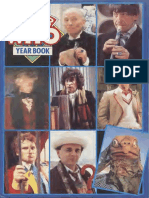 Doctor Who Yearbook 1992