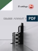 Felder Catalogo General