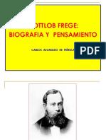 FREGE - Biografía y Pensamiento