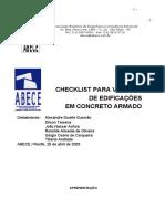 Edificaçoes de concreto armado
