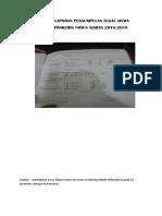 Dokumen Pelaporan Tugas Siswa