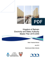 Bahrain Master Plan Water Treatment Review (1)