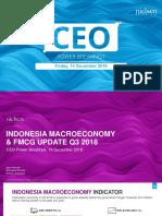 indonesia macroeconomy 2018