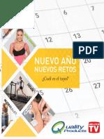 CATALOGO QUALITY PRODUCTS, EDICION VERANO