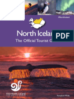 North Iceland Official Tourist Guide 2016 2017