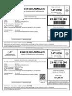 NIT-43503527-PER-2018-12-COD-2311-NRO-23482138300-BOLETA
