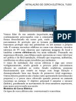 APRENDA SOBRE INSTALAÇÃO DE CERCA ELÉTRICA.docx