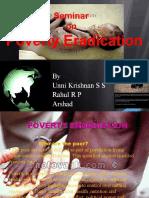 Poverty Eradiccation 2
