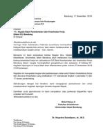 Surat Pengantar Wadek I_KMI Semester 7_Kunjungan Balai K3