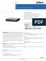 DH XVR1A04 08 Datasheet 2018
