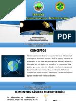 1. Concepto y Características Teledetección