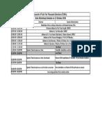 KOHA Schedule 800001