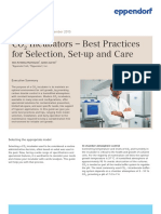 White Paper 029 - Best Practices for Selection, Set-up and Care