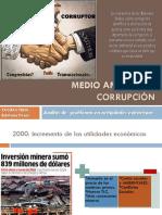 Medio Ambiente y Corrupción