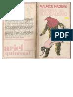 Historia Del Surrealismo-Nadeau