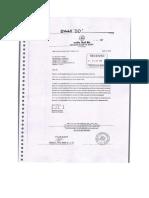 Kotak-RBI correspondence