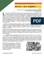 Docente ¿Quien eres y Sujeto saberes.pdf