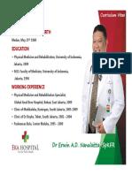 8. Dr. Erwin a.D. Nanulaitta, SpKFR - Physical Rehabilitation in Pain Management