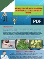 Fármacodinámicos y Farmacocinética de Los Medicamentos, Farmacología