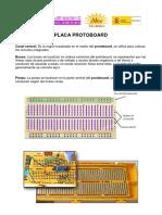 Placa Protoboard