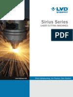 Laser Cutting LVD